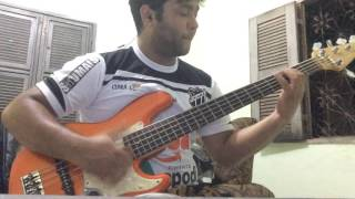 Let the praise begin - Fred Hammond (Bass Cover)