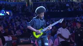 Unlocking The Truth - Malcolm Shreds the Star Spangled Banner