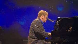 Elton John Cork 2017 I Guess That's Why They Call It The Blues HQ