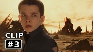 "ENDER'S GAME ""You'll be Rememberd as a Hero"" Movie Clip # 3"