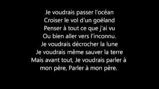 """Karaoke Piano rare """"Parler à mon père"""" - Céline Dion"""