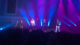 No - Pentatonix LIVE Brisbane (Meghan Trainor Cover)