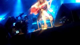 Paty Cantú en Tampico Marzo 2012 Se desintegra el amor