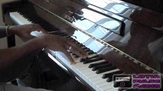 """Piano tumbao de No Me Mires - Iván """"Melón"""" Lewis"""