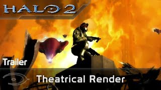 Halo 2 – Theatrical Render (Trailer VOST)