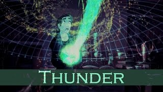 Treasure Planet ✘ Thunder