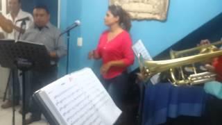 Bonita y mentirosa-Orquesta klassica (ensayo)