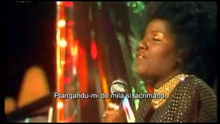 Gloria Gaynor -  I Will Survive (subtitrat romana)