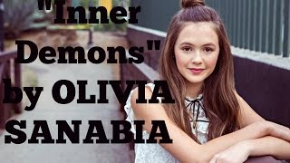 """Inner Demons"" by Julia Brennan- Cover by Olivia Sanabia"