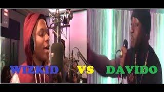 Wizkid Vs Davido:Freestyle Battle