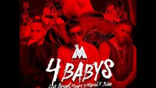 4 Babys - Maluma (Free Download)