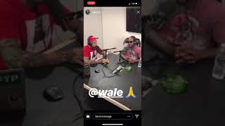 Wale Talks About Addiction To Drugs on No Jumper