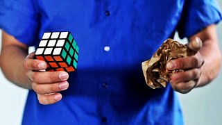 2 VISUAL Rubik's Cube Magic Tricks REVEALED width=