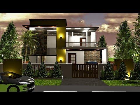 Download BEAUTIFUL MINIMALIST HOUSE DESIGN || MINIMALIST ...