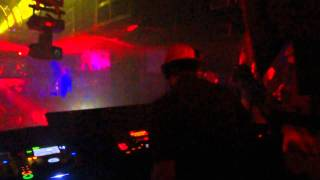 OSCAR G DARK BEATS 1 @ Pacha NYC Oct 2011 Boomboxglobal Atmosphere