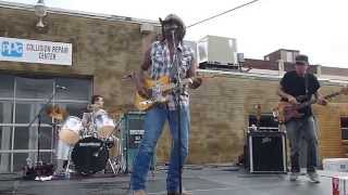 "Chris Bell Band Southern Rockin' Original ""Down In The Holler'"