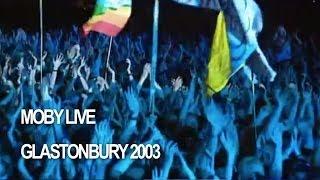 Moby 'Honey 2' Live at Glastonbury