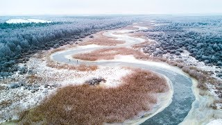 Skating on Frozen Rivers   Estonia