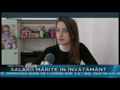 SALARII MĂRITE ÎN ÎNVĂȚĂMÂNT