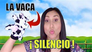 SILENCIO EN LA SALA: LA VACA - Canta Maestra