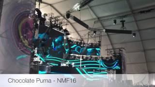 Chocolate Puma - Live @ Nameless Music Festival 2016 (HD)
