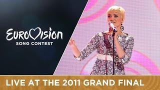 Nina - Čaroban (Serbia) Live 2011 Eurovision Song Contest