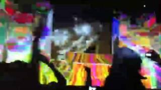 Skrillex - Reptile Theme Live Cowboys Dance Hall