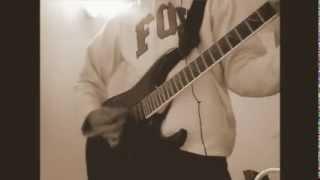 Mic Check - Hadouken! Guitar Cover
