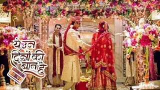 Sameer And Naina Married With Proper Marriage Rituals | Yeh Un Dinon Ki Baat Hai | TV Prime Time