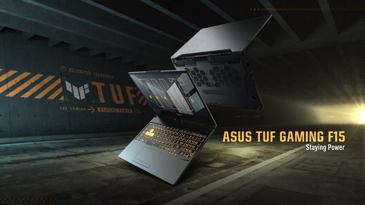 2021 ASUS TUF Gaming F15 Laptops For Gaming ASUS Global