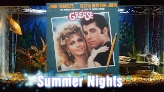 Summer Nights - John Travolta & Olivia Newton-John & Cast