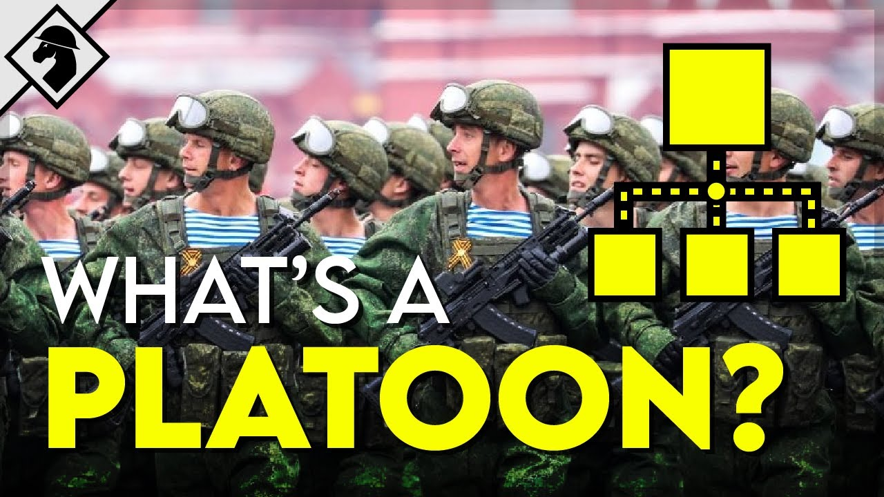 What is a Platoon?: Origins, Concepts, and Examples