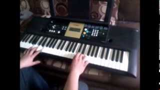 Gregorian - Moment of peace .keyboard..tutorial