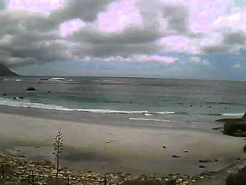 Timelapse Video – Glen Beach – 24/12/2010