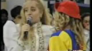 Angélica e Eliana - SBT 1993