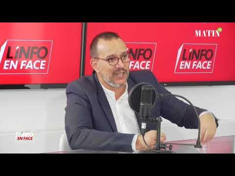 """Video : Mehdi Alioua : """"Le nombre de migrants en Europe est stable et les craintes européennes ne sont pas fondées"""""""