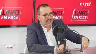 """Mehdi Alioua : """"Le nombre de migrants en Europe est stable et les craintes européennes ne sont pas fondées"""""""
