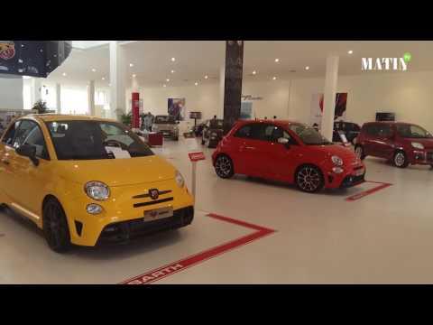 MotorVillage Casablanca : Le plus grand flagship du Groupe Fiat-Chrysler en Afrique