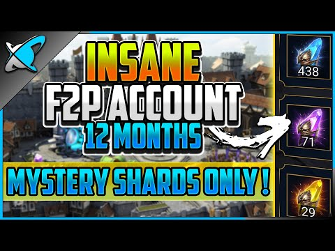 """INSANE FTP ACCOUNT... Mystery Shards Only!? 