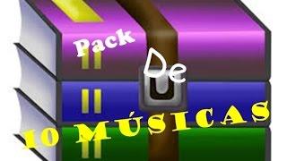 Pack de 10 Músicas sem direitos autorais!!!!(especial de 40 incritos)