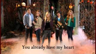 You Had Me @ Hello - Olivia Holt OFFIFCIAL Lyrics Girl Vs Monster