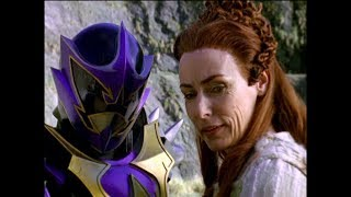 """Power Rangers Mystic Force - Nick's Mom and Dad   Episode 23 """"Heir Apparent""""   Mother's Day"""