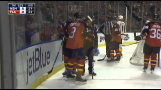 Pirri Ankle Injury Feb 13, 2016