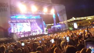 J. Cole - Wet Dreams (Live in Phoenix, Arizona) Summer Ends Festival 2015