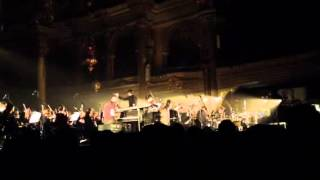 Patrick Watson et l'orchestre du Cinéma l'Amour, 15 novembr
