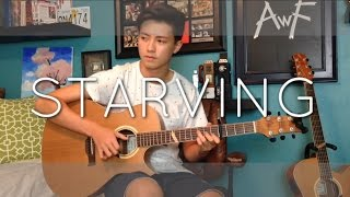 Hailee Steinfeld - Starving ft. Zedd - Cover (Fingerstyle Guitar)