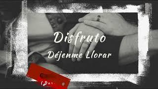 Carla Morrison - Disfruto (Datr3c Remix)