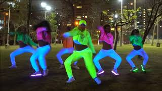 Dynoro & Gigi D'Agostino - In My Mind - color dance choreography - Roberto F