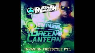 Eminem Invasion Freestyle Pt.1