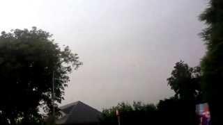 Alien lightning (i don't kno's why it's alien)